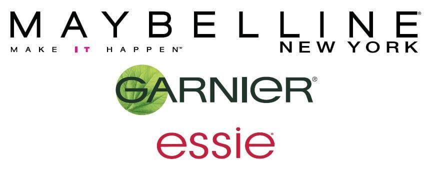 Maybelline NY*Garnier*essie